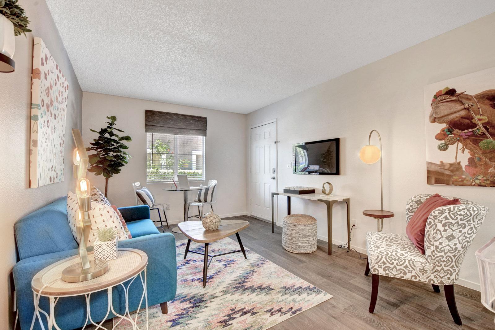 Solstice Apartment Homes rental