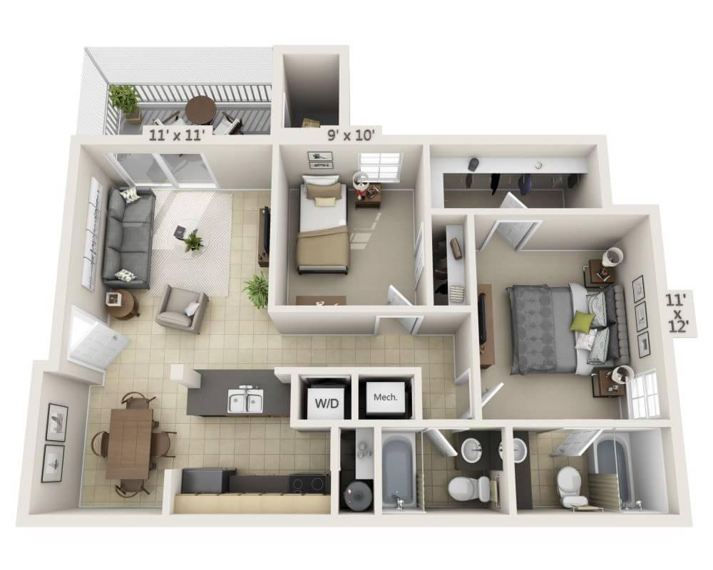 Altamira Place Apartment Homes