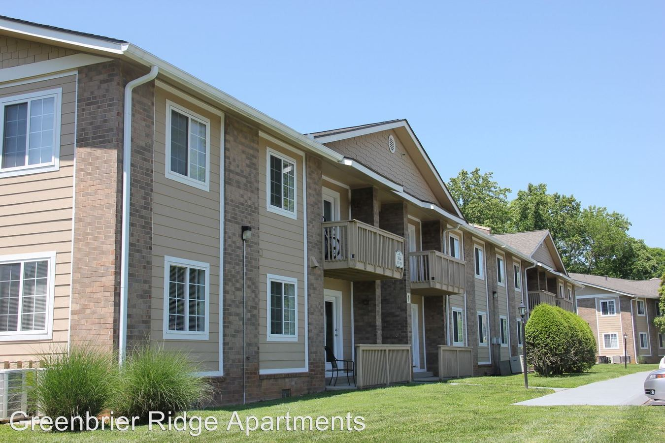1 Bedroom 1 Bathroom Apartment for rent at Greenbrier Ridge in Knoxville, TN