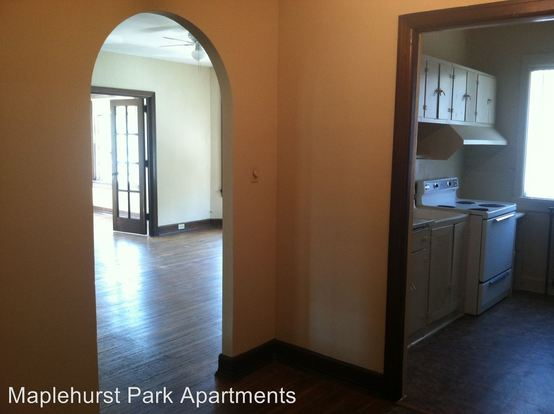 1 Bedroom 1 Bathroom Apartment for rent at Maplehurst Park in Knoxville, TN