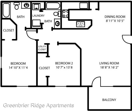 Greenbrier Ridge Apartments Knoxville, TN