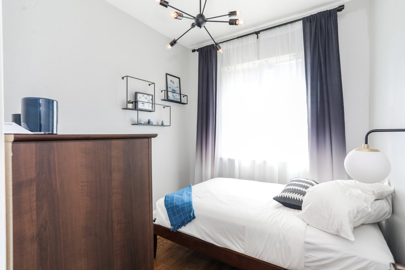 1 Bedroom 1 Bathroom Apartment for rent at Private Furnished Bedroom In Shared Apartment. Charming 6 Bed 2.5 Bath, Flexible Lease in New York, NY