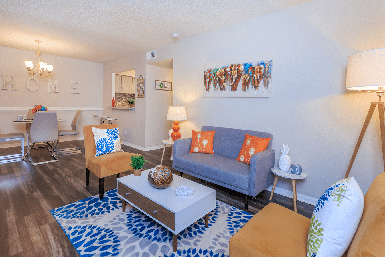 1 Bedroom 1 Bathroom Apartment for rent at Envue Square in Houston, TX