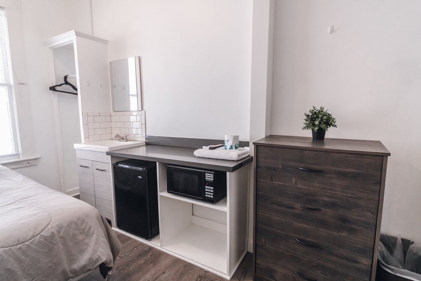 1 Bedroom 1 Bathroom Apartment for rent at Pyramid Residences Coliving in San Francisco, CA