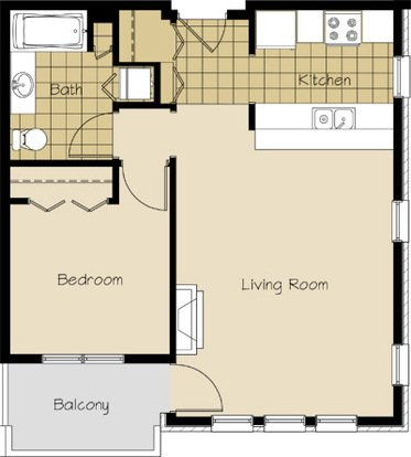 3 Bedrooms 1 Bathroom Apartment for rent at 1912 Atwood Avenue in Madison, WI