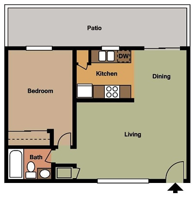 Terrace Oak Apartment Homes