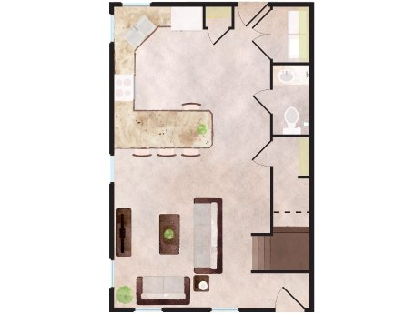 2 Bedrooms 3 Bathrooms Apartment for rent at Aspen Heights Stillwater in Stillwater, OK