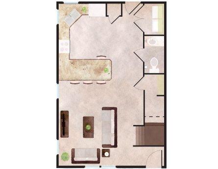 2 Bedrooms 3 Bathrooms Apartment for rent at Aspen Heights San Antonio in San Antonio, TX