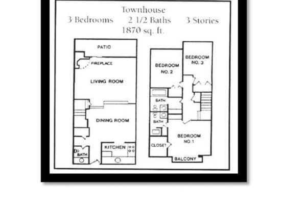 3 Bedrooms 2 Bathrooms Apartment for rent at Maple Hill Apartments in Kansas City, MO
