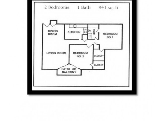 2 Bedrooms 1 Bathroom Apartment for rent at Maple Hill Apartments in Kansas City, MO