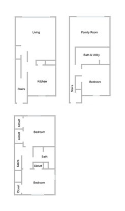 3 Bedrooms 2 Bathrooms Apartment for rent at Links At Parkville in Parkville, MO
