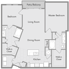 2 Bedrooms 2 Bathrooms Apartment for rent at Lofts At Willow Creek in Beavercreek, OH