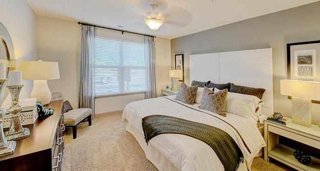 Jones Grant Luxury Apartments Raleigh Nc