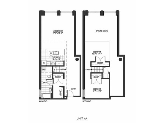 2 Bedrooms 1 Bathroom Apartment for rent at City Lofts in Denver, CO