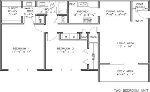 2 Bedrooms 1 Bathroom Apartment for rent at Vestawood Apartments in Vestavia Hills, AL