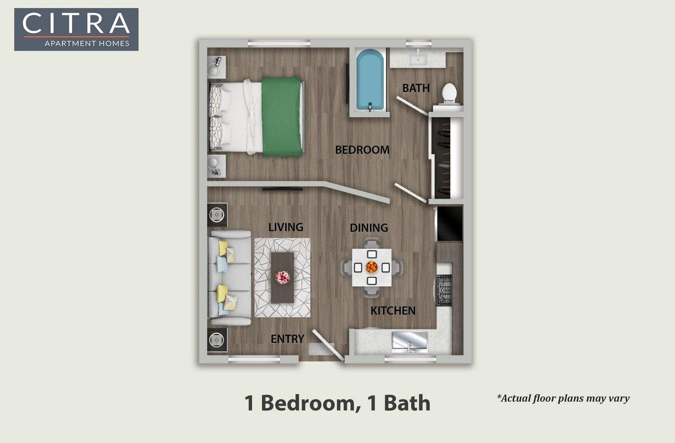 Citra Apartments Burbank Ca