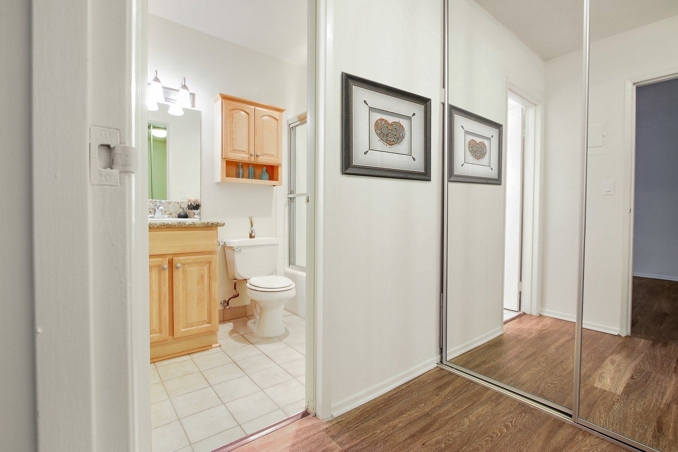 Studio 1 Bathroom Apartment for rent at The Brentwood Tuscany in Brentwood, CA