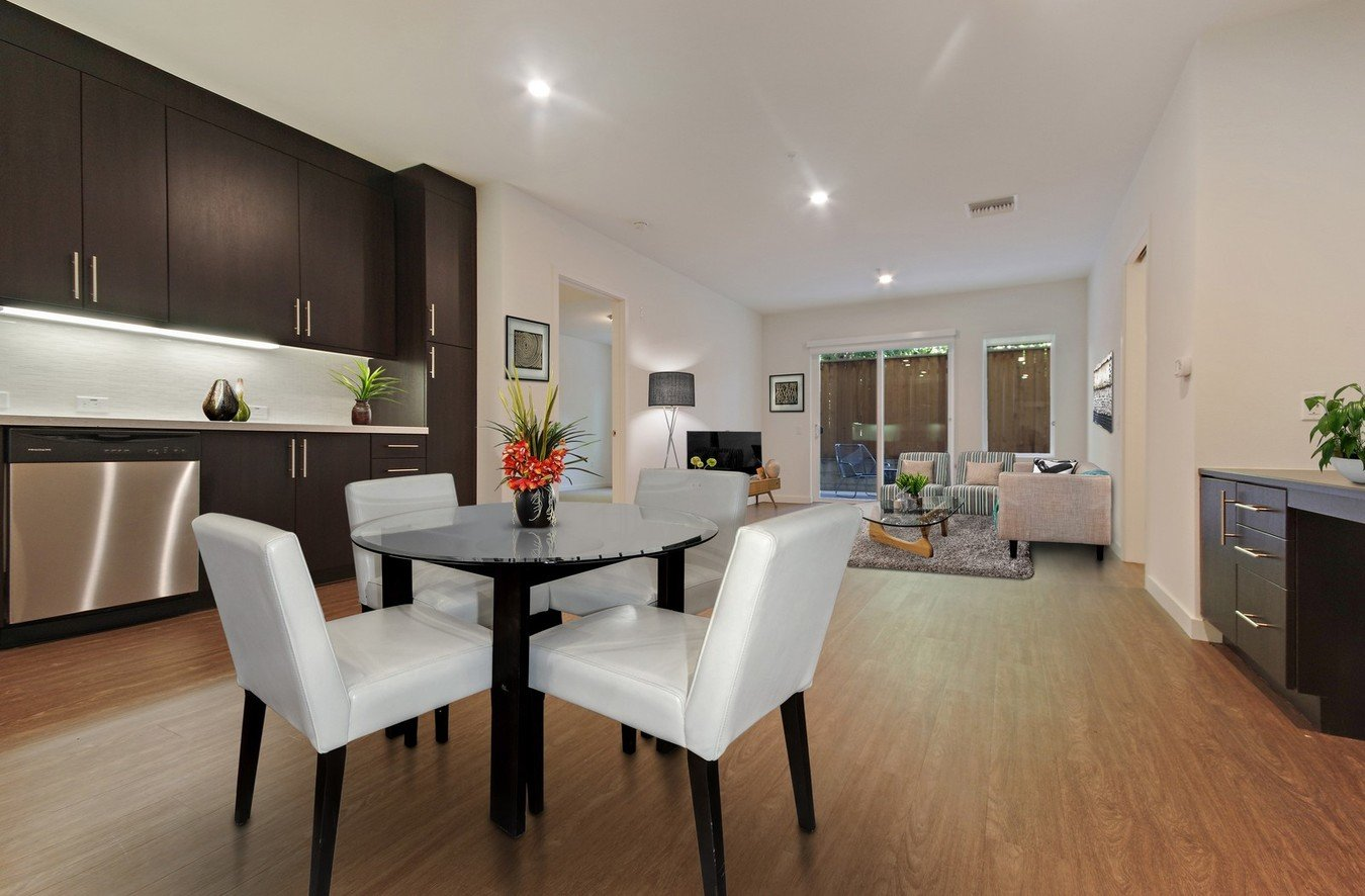 2 Bedrooms 2 Bathrooms Apartment for rent at The Micropolitan At Urban Lights in Los Angeles, CA