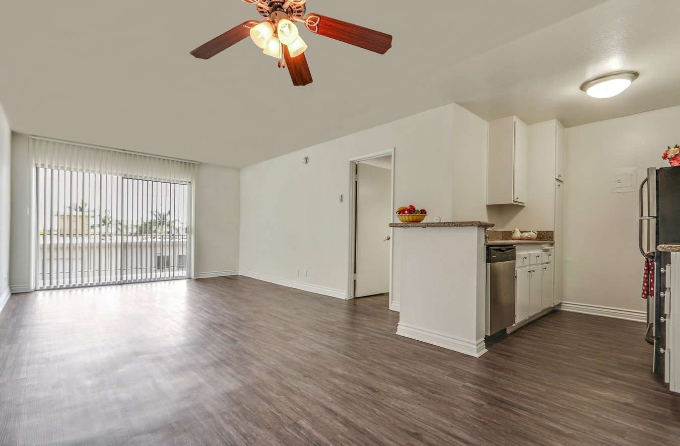 1 Bedroom 1 Bathroom Apartment for rent at Casa De Vida in Los Angeles, CA