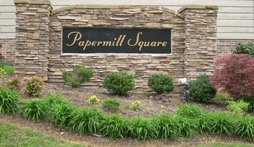 Papermill Square Apartment for rent in Knoxville, TN