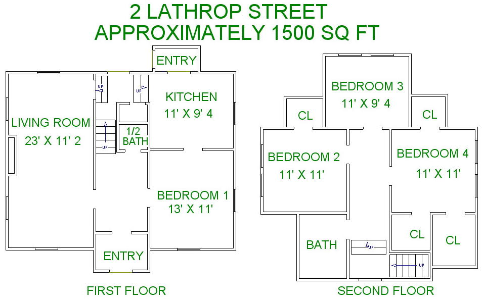 5 Bedrooms 3 Bathrooms House for rent at 2 Lathrop Street in Madison, WI