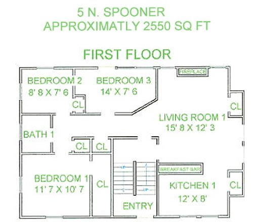 6 Bedrooms 4+ Bathrooms House for rent at 5 N Spooner St in Madison, WI