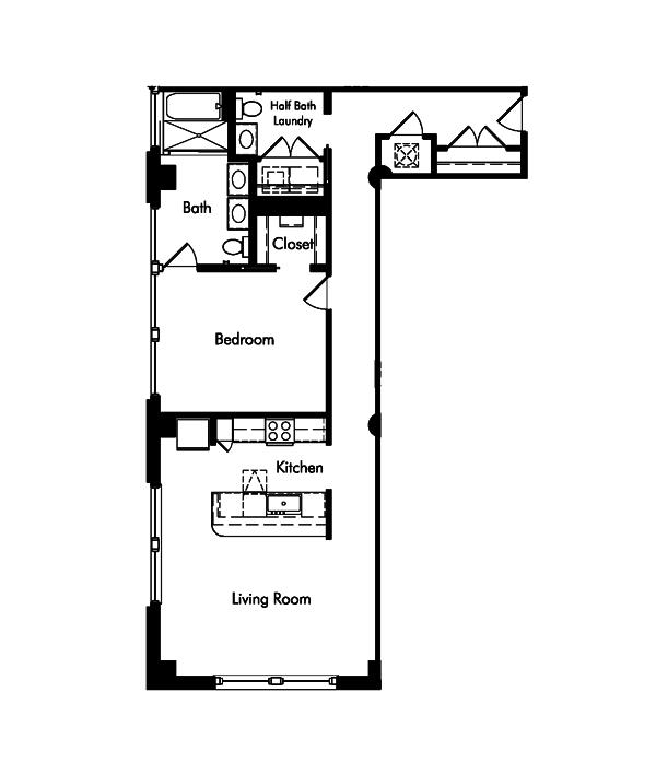 Van Fleet Flats Apartments Memphis, TN