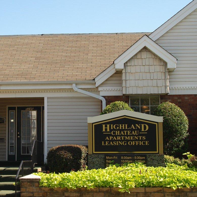 Highland Chateau Apartments Bartlett, TN