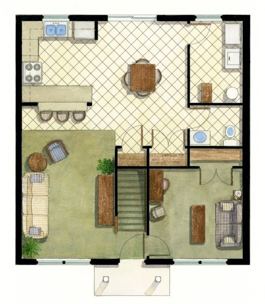 5 Bedrooms 2 Bathrooms Apartment for rent at Owens Lake Commons in Walbridge, OH
