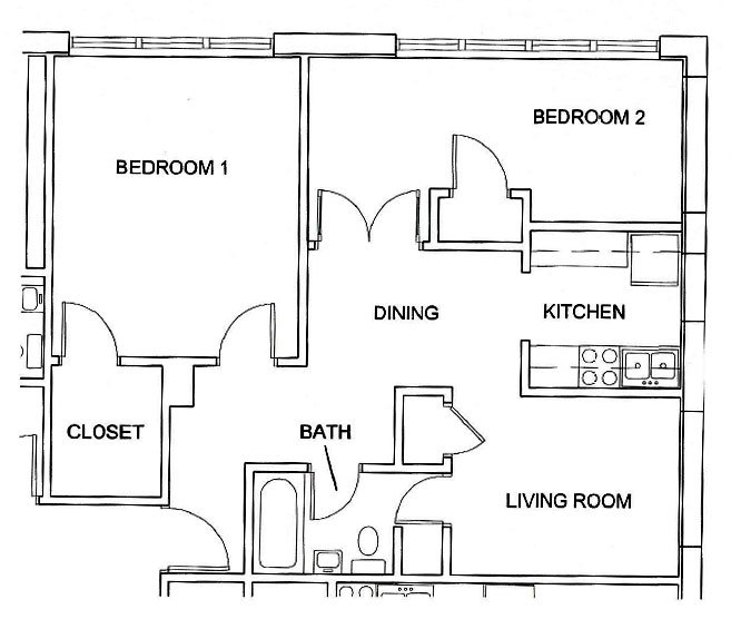 Apartments In Champaign Il: Skyline West Apartments Champaign, IL