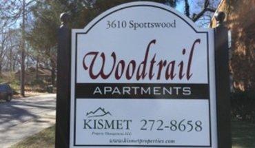 Similar Apartment at Woodtrail Apartments