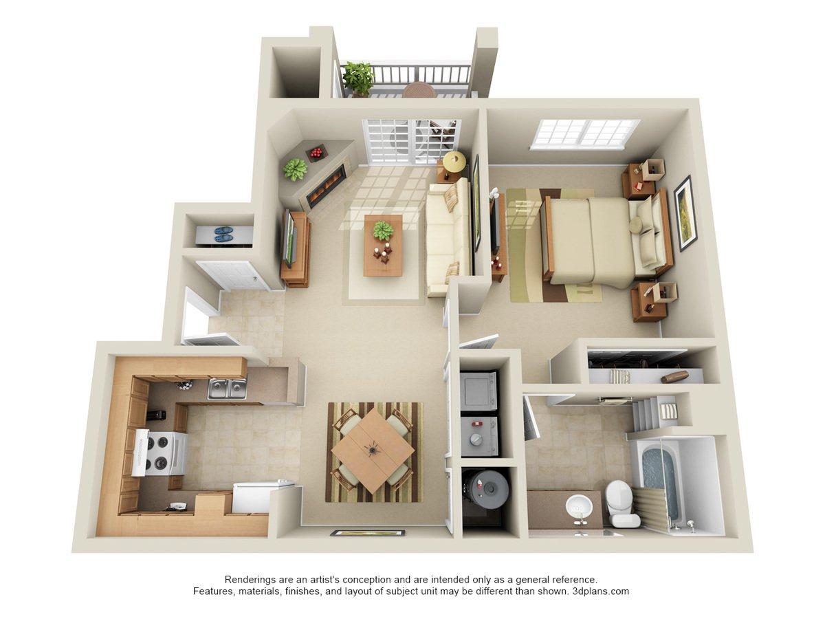 One Bedroom Apartments In Denver Colorado Home Design Inspirations