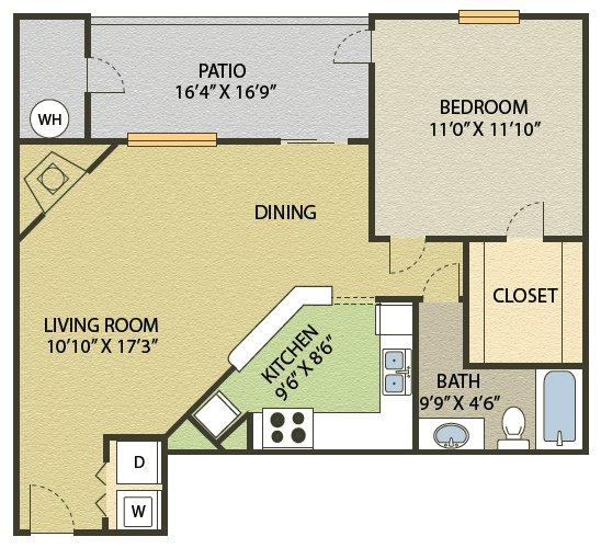 Springfield Apartments Durham, NC