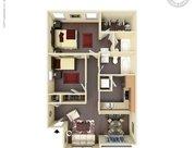 2 Bedrooms 2 Bathrooms Apartment for rent at The Fountains Of San Antonio in San Antonio, TX