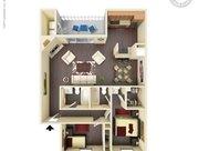 2 Bedrooms 2 Bathrooms Apartment for rent at Sierra Ridge Apartments in San Antonio, TX