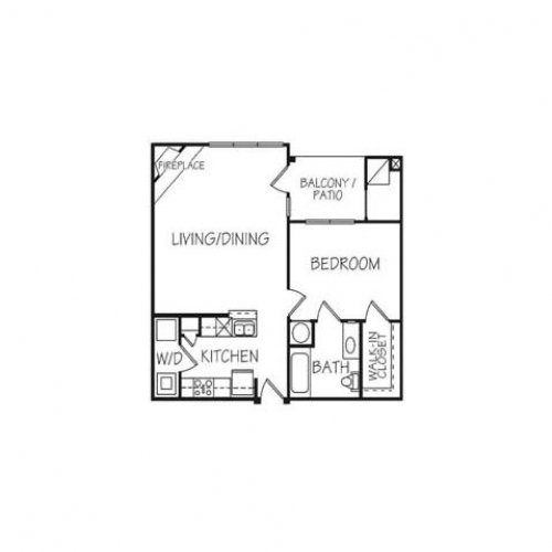 1 Bedroom 1 Bathroom Apartment for rent at Stone Creek Villas in Omaha, NE