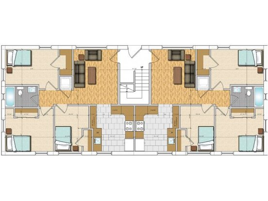3 Bedrooms 1 Bathroom Apartment For Rent At University Gardens Apartments  In Salt Lake City,