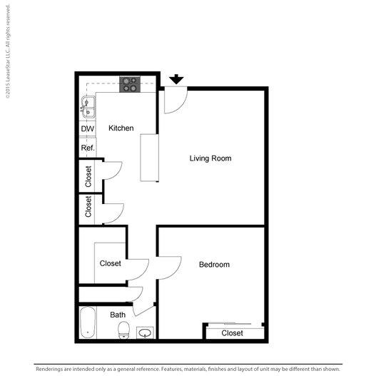Furnished Apartments Omaha Ne: Harrisburg Square Apartments Omaha, NE
