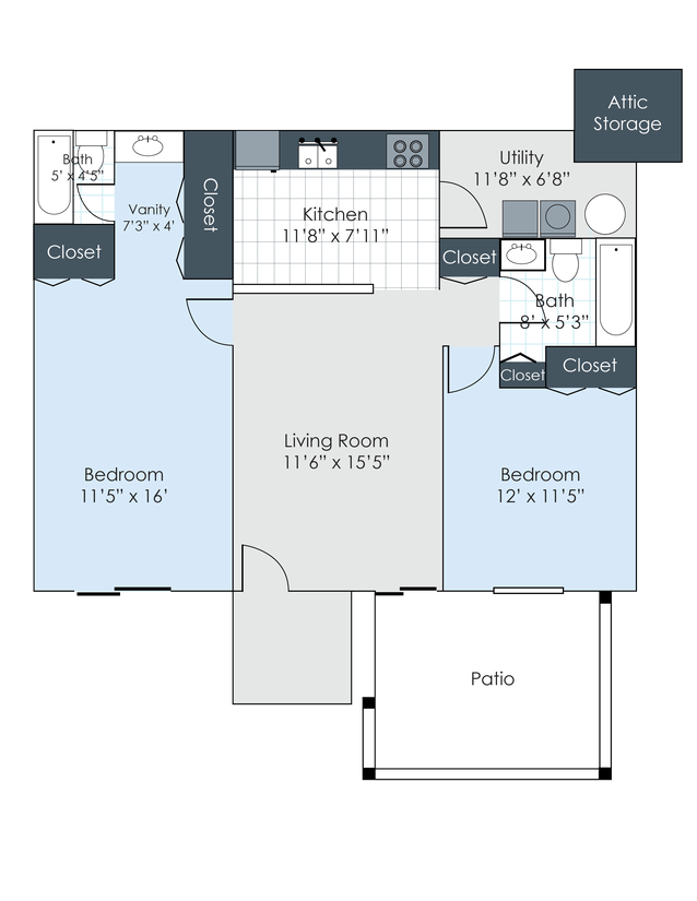 Forsythia Court Apartments Louisville, KY