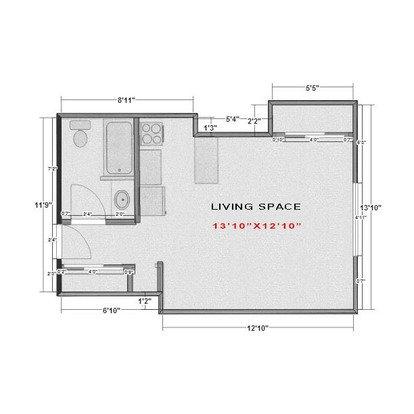 Studio 1 Bathroom Apartment for rent at Diplomat Apartments in Madison, WI