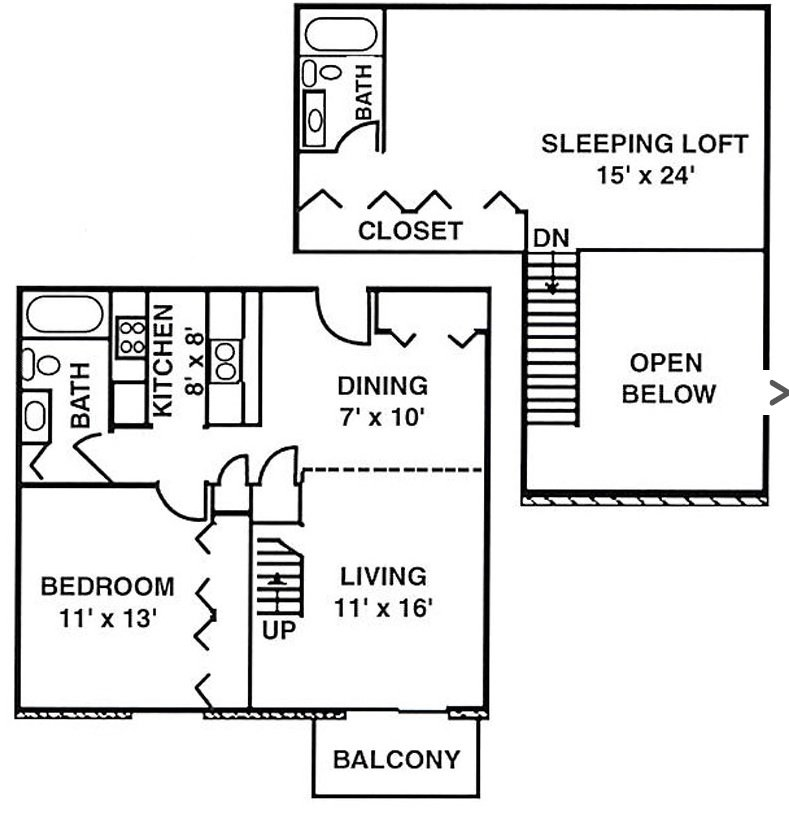 2 Bedrooms 2 Bathrooms Apartment for rent at Highland Ridge in Middleton, WI