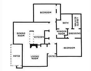 2 Bedrooms 1 Bathroom Apartment for rent at Carriage House in Arlington, TX