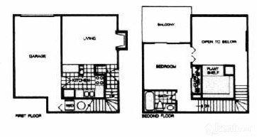 1 Bedroom 1 Bathroom Apartment for rent at Park At Ashford in Arlington, TX