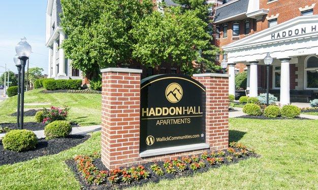 Haddon Hall Apartments Cincinnati, OH