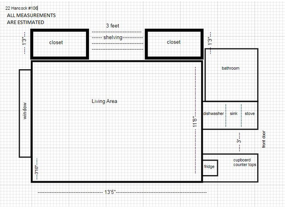 Studio 1 Bathroom Apartment for rent at 22 N Hancock St in Madison, WI