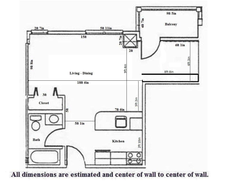 Studio 1 Bathroom Apartment for rent at Arkadia in Madison, WI