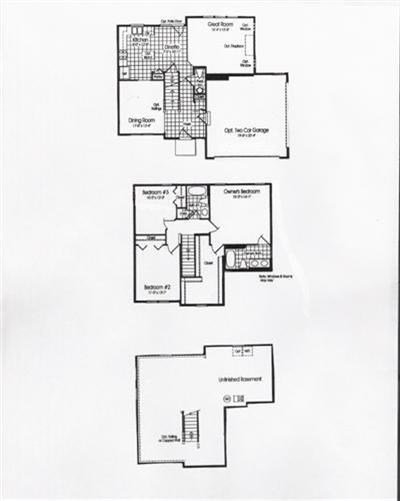 3 Bedrooms 3 Bathrooms House for rent at 2089 Bandit Trail in Beavercreek, OH