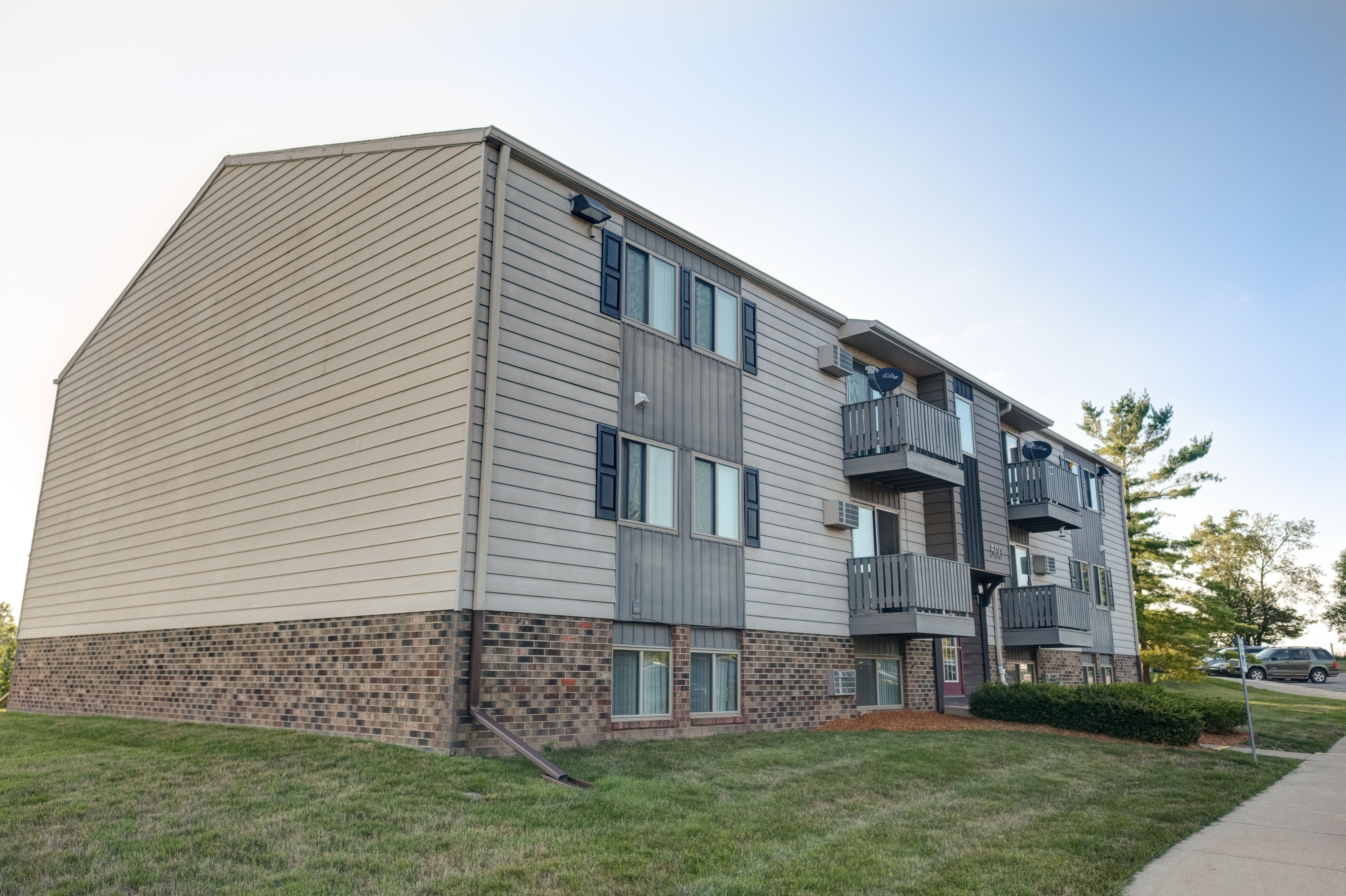Mason Hills Apartments