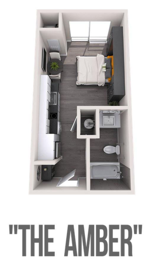 Venue Tower Apartments Grand Rapids, MI