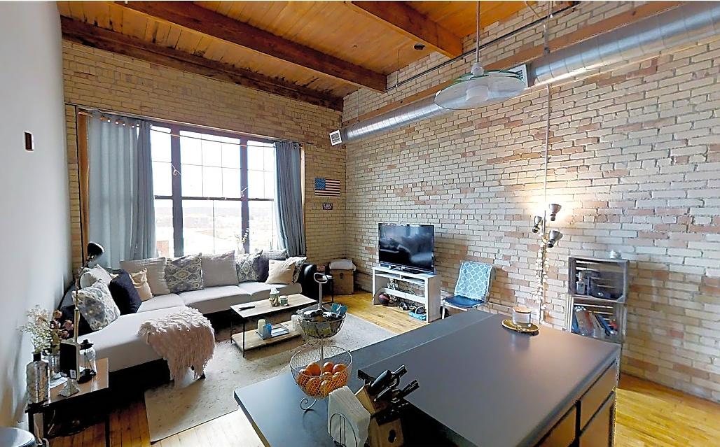 Hopson Flats Apartments rental